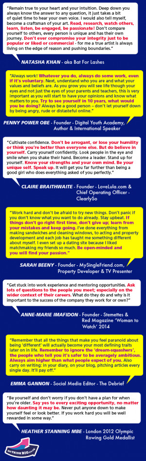 If you liked that advice, have a look at these: