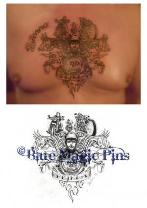 Images Of Three Little Skulls Tattoosnob The High End Of Low Brow