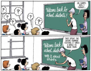 ... Category: Funny Pictures // Tags: Funny school cartoon // June, 2013
