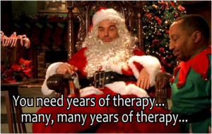 """Marcus : """"You need therapy. Many, many years of therapy."""""""