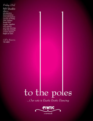 pole fitness quotes