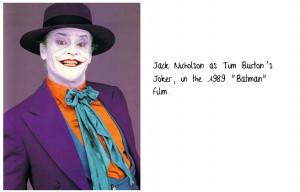 Jack nicholson joker quotes wallpapers