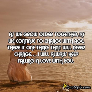 We Will Be Together Quotes
