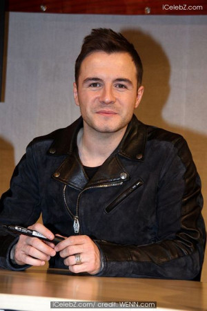 Shane Filan photo, picture, pic, image, snap, latest and recent photo