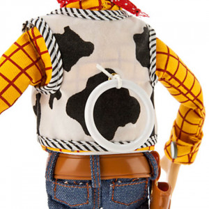 Toy Story Pull String Talking Woody Cowboy Doll