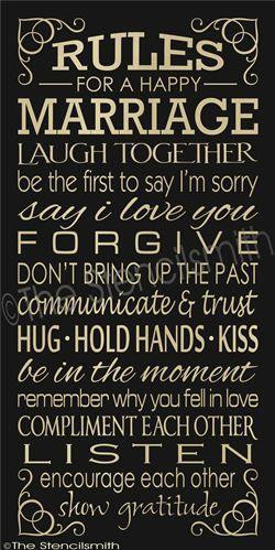 wedding quotes rules for a happy marriage quotes # quotes