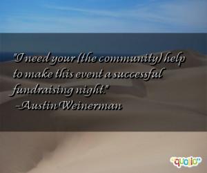 Fundraising Quotes