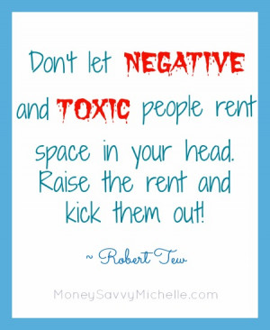 Inspirational Quote About Toxic Relationships – Motivational Monday