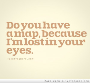 lost in your eyes