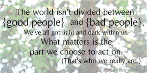 Sirius Black Quotes We All Have Light And Dark