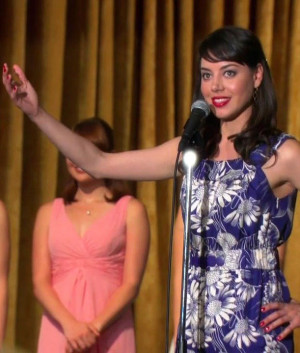 April Ludgate Beauty Pageant Quotes Clinic