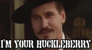 Doc Holliday Tombstone Movie Quotes
