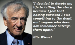 elie wiesel quotes indifference