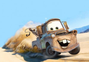 Tow Mater Thats Funny Right There