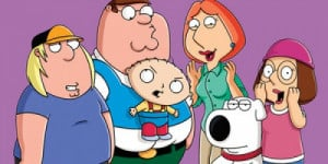 Happy Birthday Family Guy...