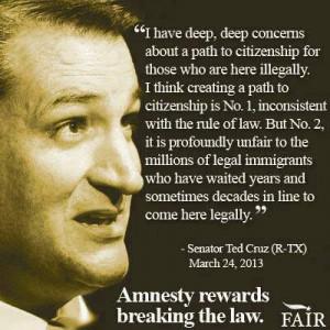 Ted Cruz quote