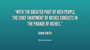 Rich People Quotes