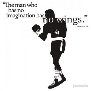 ... › Portfolio › Almost Famous Quotes Series 1 - Muhammad Ali