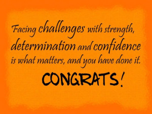 Quotes about strength facing challenges with strength