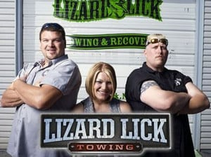 Ronisms - Ron Shirley - Lizard Lick Towing - Gesture Pack