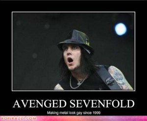 Funny A7X Quotes http://www.last.fm/group/Funclub+Of+Fuckin%27+Funny ...