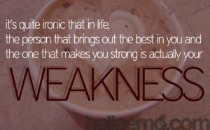 Weak Friendship Quotes. QuotesGram