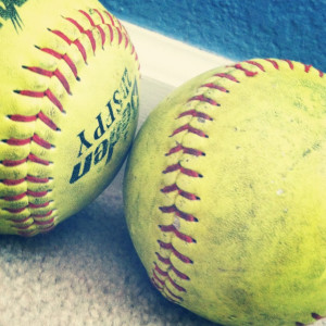 Softball is my life!! ⚾