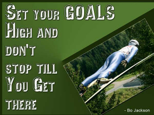 Goal quotes pictures