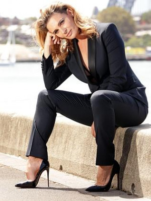Danielle Cormack is breaking out for the 2015 ASTRA Awards The