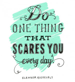 And of course, Eleanor Roosevelt, who may be one of the fiercest women ...