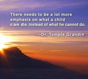 temple grandin quote