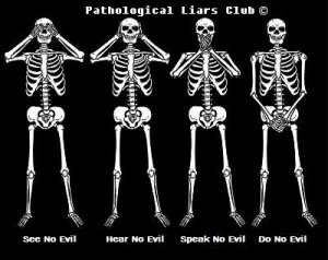 Pathological Liar Quotes The pathological liars club is