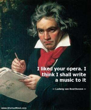 Ludwig Van Beethoven Quotes Ludwig van beethoven quotes