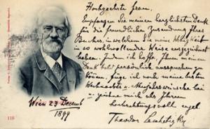 ... Artur Schnabel, Ignacy Paderewski, Ossip Gabrilowitsch, Annette