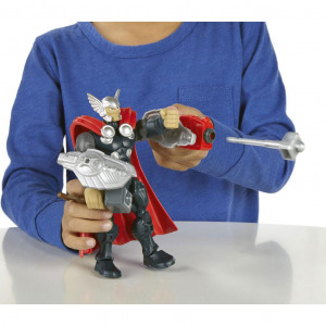 marvel super heroes marvel super hero mashers battle upgrade thor