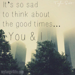 You are here: Home › Quotes › Taylor Swift 1989 Lyrics – Bad ...