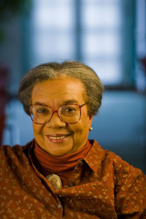 Quote of the week from Marian Wright Edelman