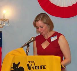 Laura Lippman Nero Award Winner