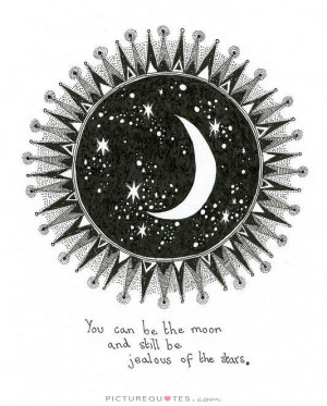 moon and stars quotes