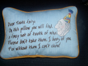 funny tooth fairy