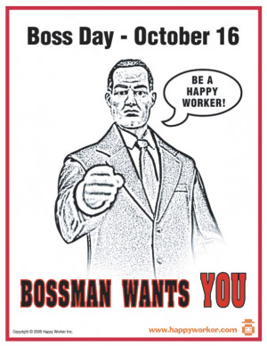 Boss's Day Tribute: 5 Characteristics of Good Bosses