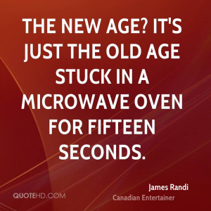 James Randi Age Quotes