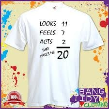 funny+20th+birthday+(10) Funny 20th birthday, Funny birthday sayings