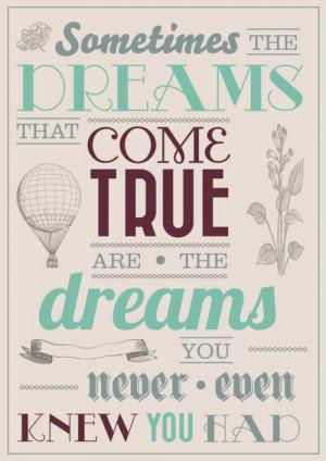Dreams quotes, Dreams quotations, Dreams sayings