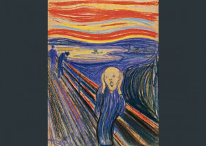 Edvard Munch Set to break Auction Records