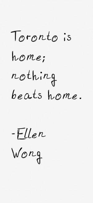 Ellen Wong Quotes amp Sayings