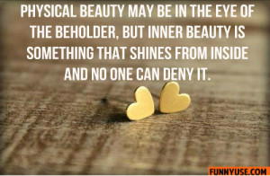 Beauty Quotes & Sayings - Physical beauty may be in the eye of the ...