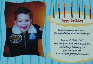 Year Old Birthday Party Invitation Wording