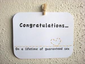 Funny Congratulations Card