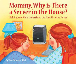 Funny Server Pictures Stay-at-home server
